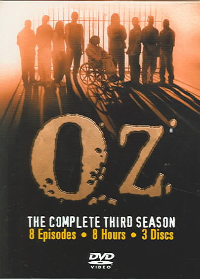 OZ:THE COMPLETE THIRD SEASON BY OZ (DVD)