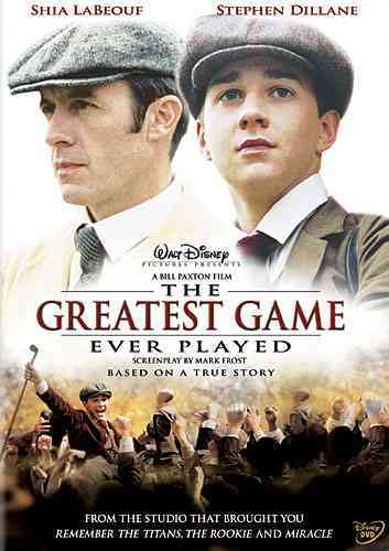 GREATEST GAME EVER PLAYED BY DILLANE,STEPHEN (DVD)