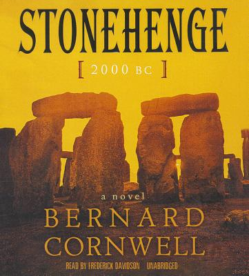 [CD] Stonehenge By Cornwell, Bernard/ Davidson, Frederick (NRT)
